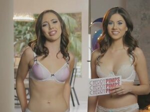 Jenna Sativa & Shyla Jennings in Meet Our First