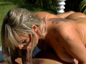 Brazilian whore loves riding on cocks