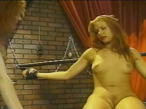 Bossy mistress gives her favorite slave an