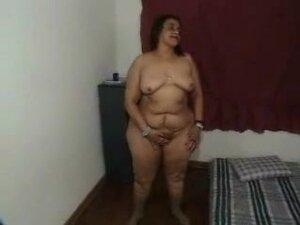 HUGE ASS Mature Latina Marlene gets Fucked Good,