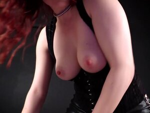 Cock Craving Goth Groupie Fucked Backstage EMO