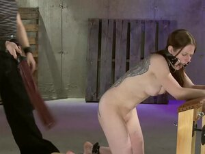 Dominand husband loves to tie up and torture his