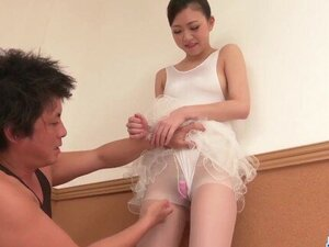 Top Japan sex with horny ballerina Miu Kimura -