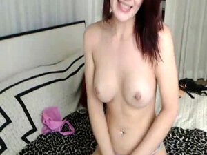 Bubble Butt and Laud Redhead Cowgirl Ride