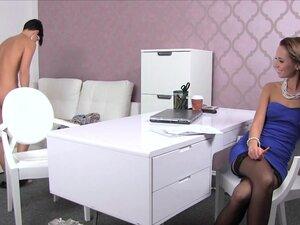 Gabrielle & Gina in Gabrielle - FemaleAgent,