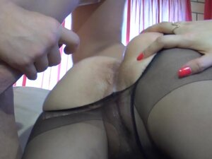 Anal-Pantyhose Clip: Linda D and Nicholas, When