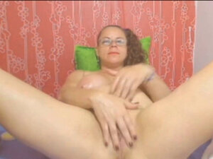 Webcam - Colombian granny Milf teasing Part 2 no