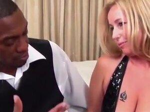 Exotic amateur Interracial, MILFs sex scene