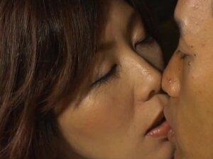 Chisato Shouda Lovely mature Asian chick part4