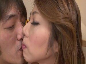 Crazy Japanese whore Reina Nishio in Amazing JAV