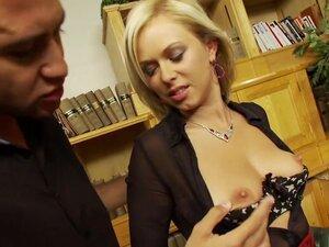 Crazy pornstar Anna Joy in exotic facial, lingerie