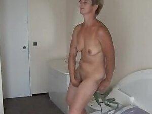 Striptease Dance - with a leek - Funny Poland
