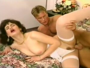 Big Titty Brunette Rides Dick So Well, Eager