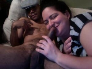 Choco Cock For BBW Gal, Check out the Latin
