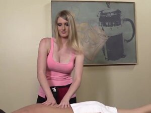 Summer Carter Teaches Her Pervy Client A Lesson