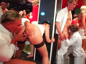 Incredible pornstar in hottest group sex,