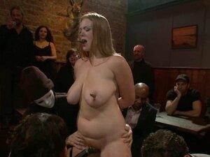 Naked public punishment