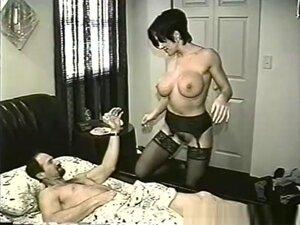 Crazy pornstar in fabulous brunette, lingerie
