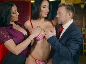 Brazzers - Brazzers Exxtra - You Can Cream On Me