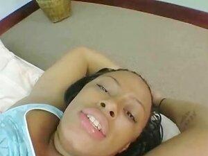 Phat Black Butt Ebony Ghetto Booty Rammed With BBC