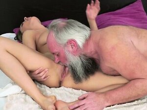 Big tits Dominica Fox is licked and gets fucked a