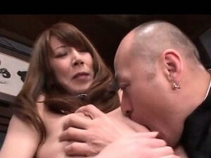 Fine Japanese sluts boob sucked and cunt rubbed in