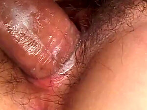 Super Hairy Asian Anal Fucked