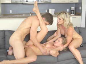 VR Stepmom Cory Chase Becomes Reality