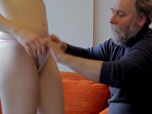 sexy ukrainian redhead girl likes sex with older