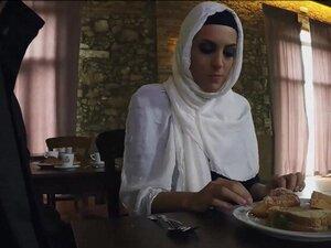 Arab Refugee Barters Meals For Cocksucking Session