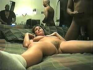 White wife enjoying BBC1 - part 2 of 4, Having