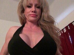 Mature mom's swollen clit needs attention