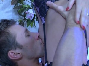 StraponPower Movie: Mercy A and Jake B