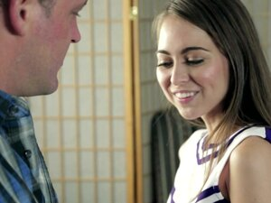 Riley Reid Gets A Rimjob By Alec Knight In The