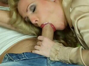Satin blouses are hot on pissing girls