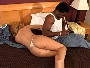 Best pornstar in horny interracial, big tits sex