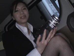 Asahi Miura in AV Idol VS Male Escorts