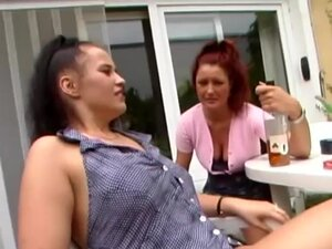 german chubby wife needs deep anal, big natural