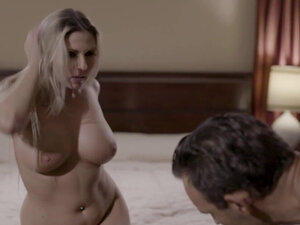 Cheating wife gets caught fucking husbands