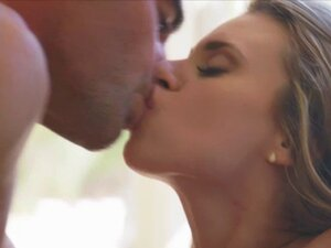 Passionate and intense lovemaking with Anya Olsen