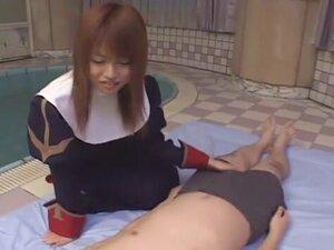 Horny Japanese slut Yuka Satsuki in Hottest JAV