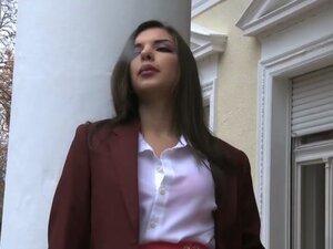 Horny pornstars Abbie Cat and Cherry Kiss in