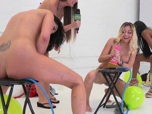 Olivia Lua & Sasha Bleou & Marsha May  in Sweet