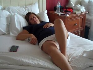 Old Couple Try Some 69, A curvy mature woman and