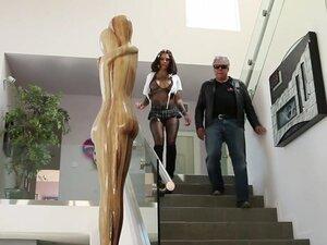 Horny pornstars Bonnie Rotten, Mark Wood, David