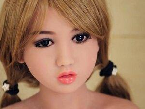 Busty ebony blonde brunette asian sex dolls with a