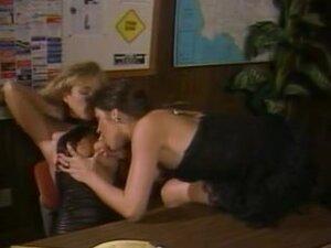 Hardcore retro lesbian porn movie with lovely