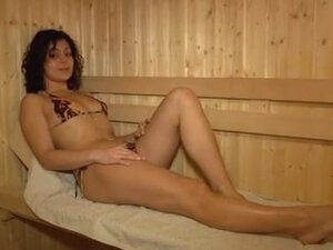 Anal in the Sauna