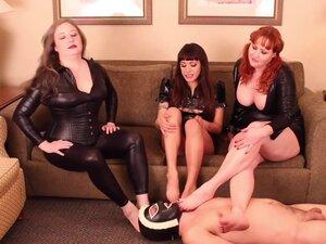 Trailer - Femdom Foot Fetish Slaves