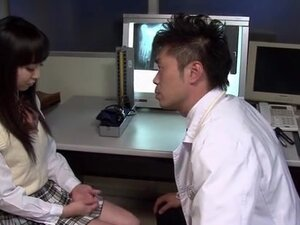 Sexy sex in japanese clinic by airliner1,